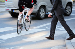 Pedestrian & Bicycle Collisions